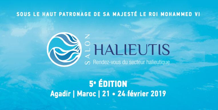 Agadir : 5e édition du Halieutis, du 21 au 24 février