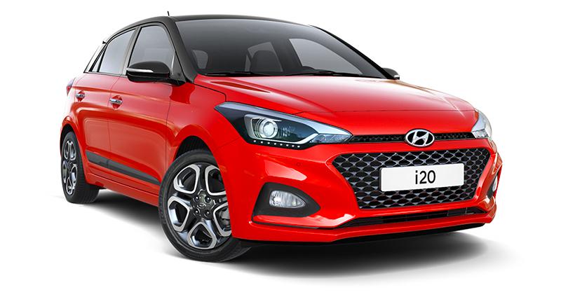 Hyundai donne un nouveau look à sa i20