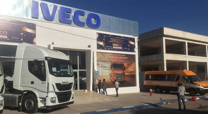 Transport routier : les ambitions d'Iveco au Maroc