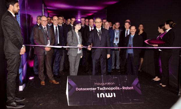 Inwi ouvre les portes de son 4e Datacenter
