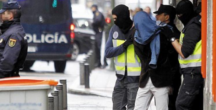 Un marocain arrêté en Espagne pour diffusion de propagande terroriste