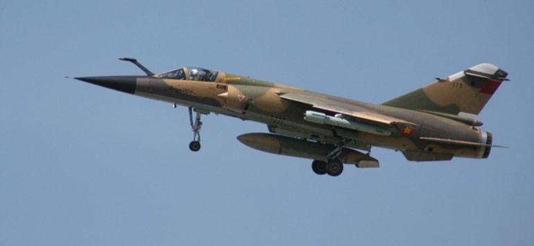 Un avion militaire s'écrase à Taounate, le pilote sain et sauf  (FAR)