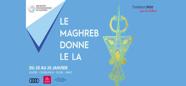 Orchestre philharmonique : le Maghreb donne le la