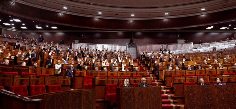 Le Parlement met le turbo