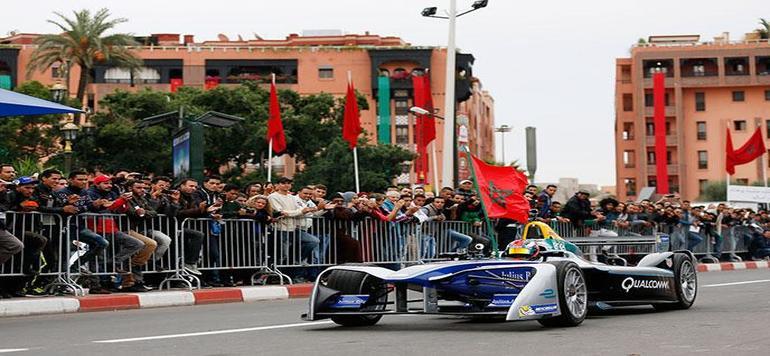 Voici le classement du Grand Prix de Marrakech