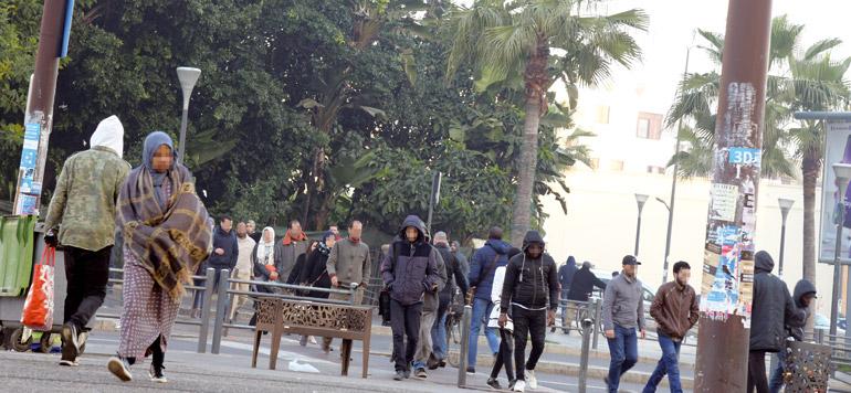 Chomage Maroc