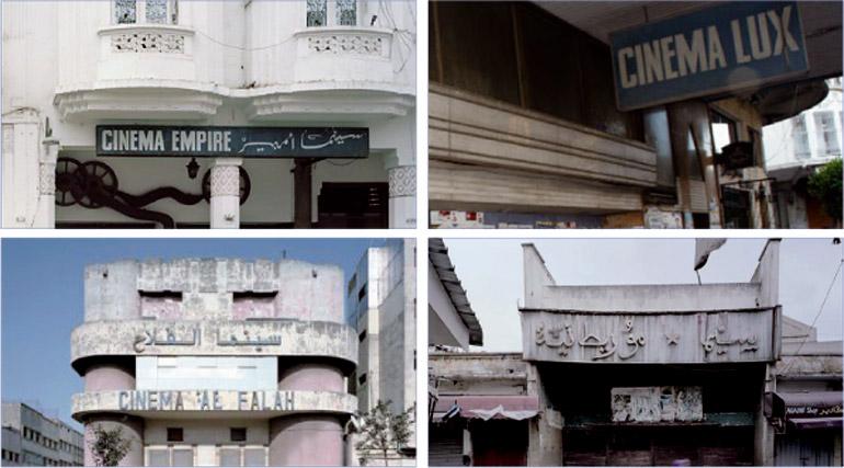 Cinéma : 245 salles fermées entre 1980 et 2017