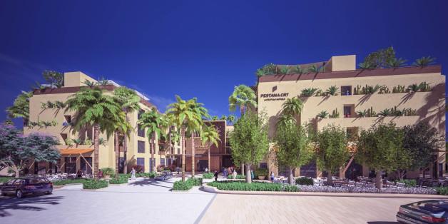 L'hôtel de Cristiano Ronaldo ouvre en 2020 à Marrakech