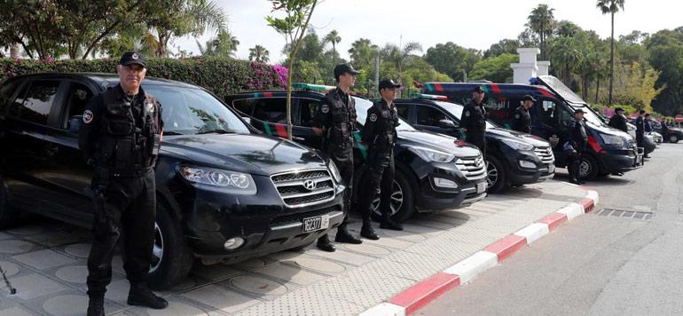Modernisation de la flotte de véhicules des brigades spéciales d'intervention (BRI)