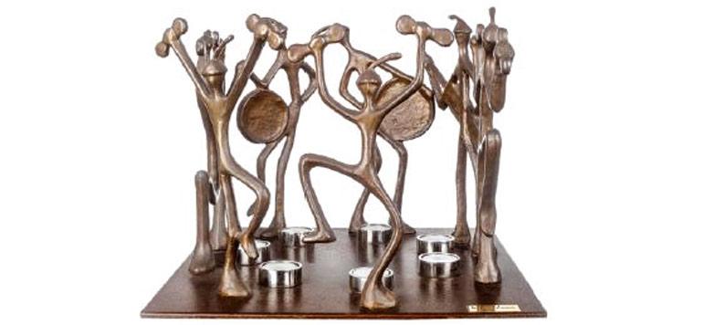 L'amour en sculpture