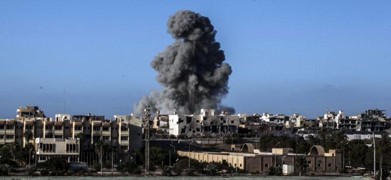 Une frappe américaine contre Al-Qaïda en Libye