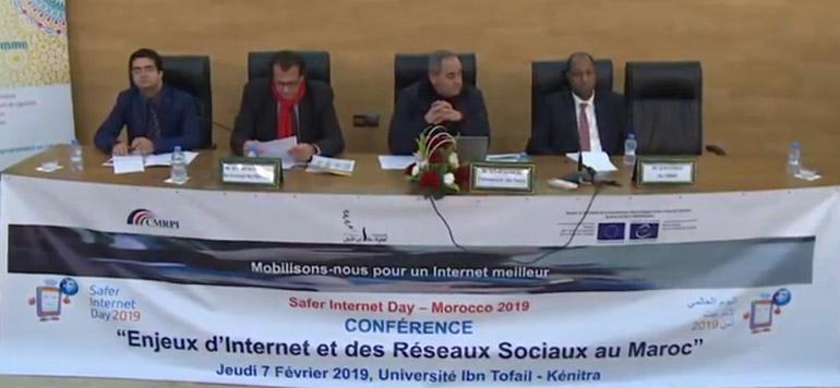 Conférence sur les enjeux de l'Internet et des Réseaux Sociaux au Maroc [En Vidéo]