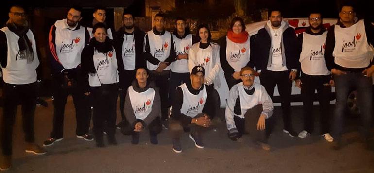 Jood, une association qui se bat  pour la dignité des sans-abri