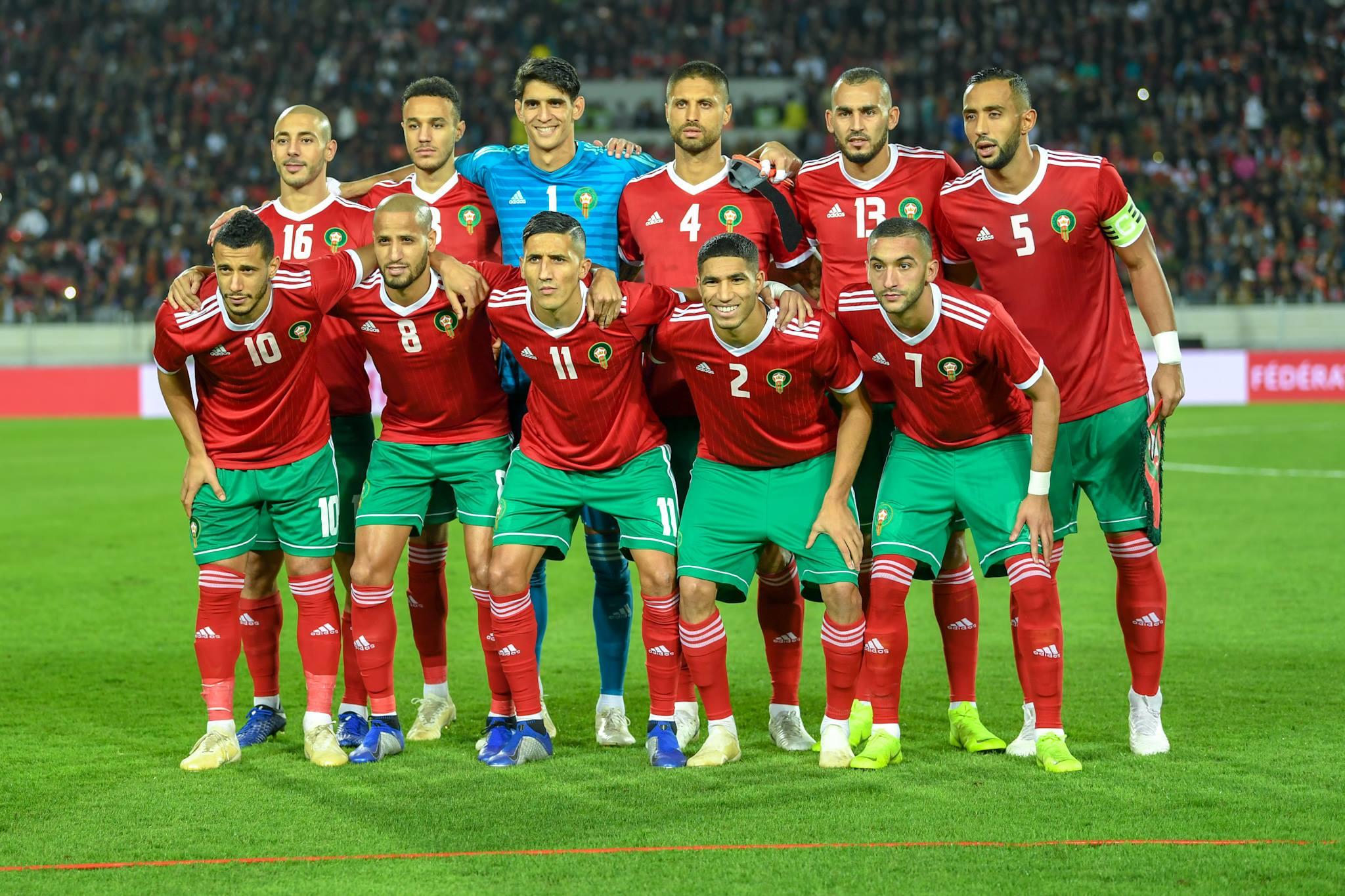 Classement FIFA : le Maroc perd 3 places et occupe le 43è rang mondial