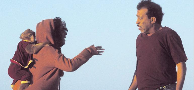 Cinéma: «Masood, Saida et Saâdane»