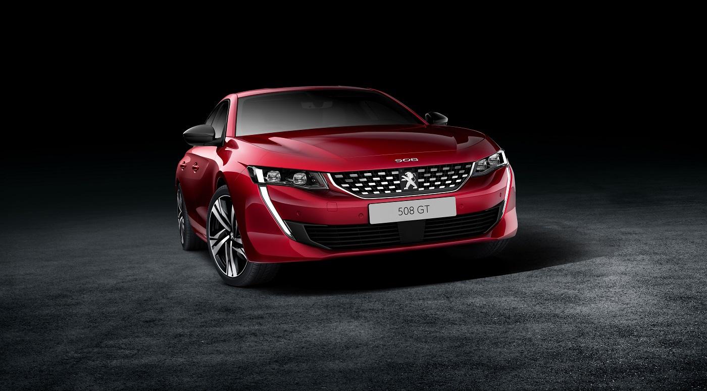 La nouvelle Peugeot 508 en rupture radicale avec la morphologie classique [Images]