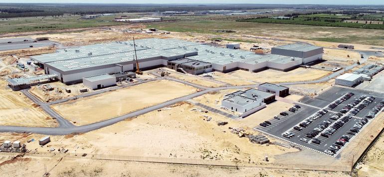 L'usine de PSA Kénitra inaugurée officiellement en avril