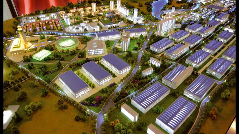 Le parc industriel Mohammed VI Tanger Tech redémarre