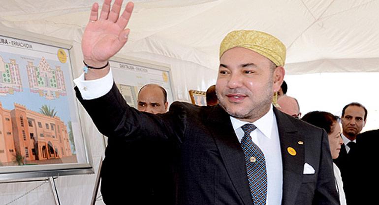 Sa Majesté inaugure deux projets solidaires à Marrakech