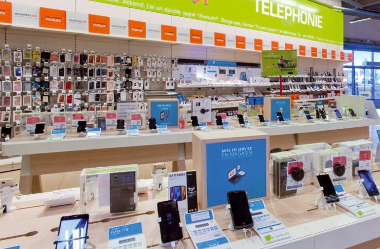 Téléphonie mobile : des risques de ralentissement en 2019