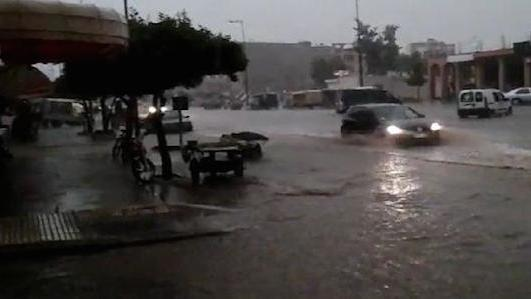 Béni Mellal se dote d'un dispositif de protection contre les inondations