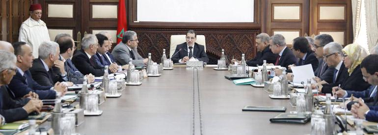 Conseil de Gouvernement : le menu de la réunion du 21 février