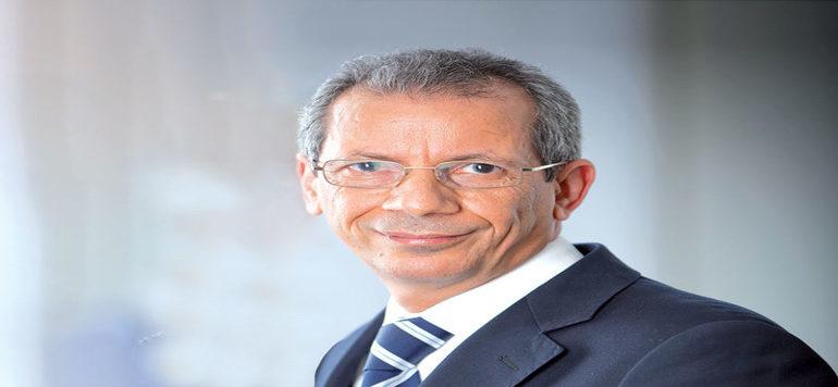 Ahmed Rahhou, ambassadeur du Maroc auprès de l'Union Européenne.