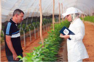 Accompagnement des agriculteurs