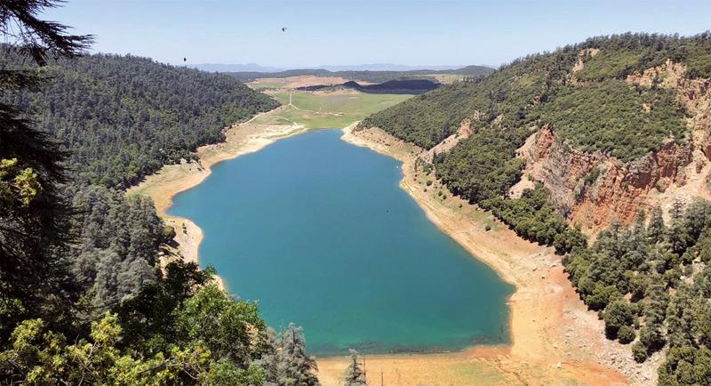 Lac Aguelmame Azegza