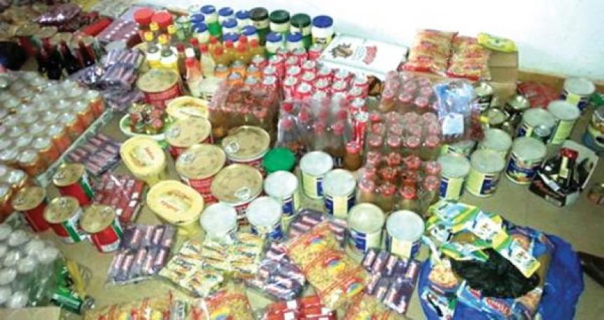 produits alimentaires impropres à la consommation