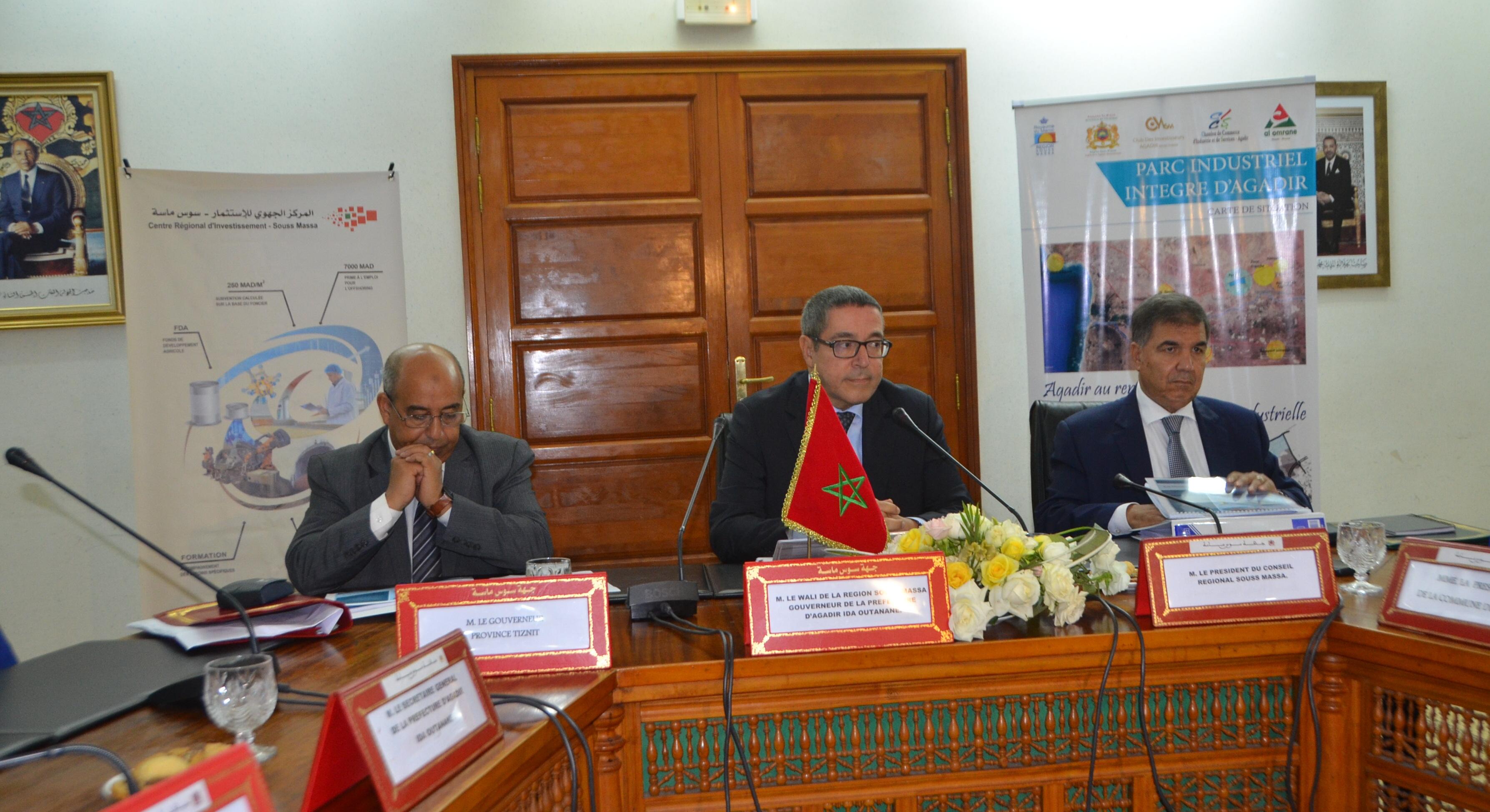 investissement Souss Agadir