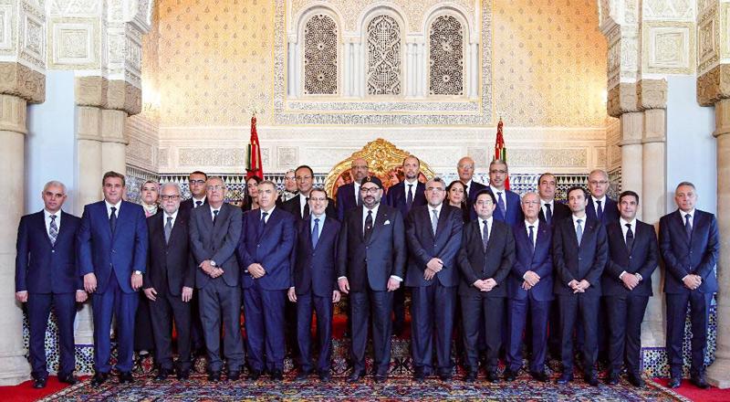 Gouvernement El Otmani II