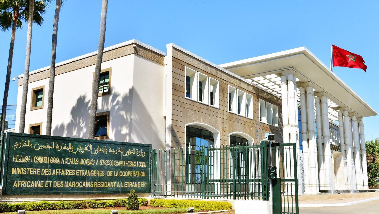 Ministère des Affaires Étrangères, de la Coopération Africaine et des MRE
