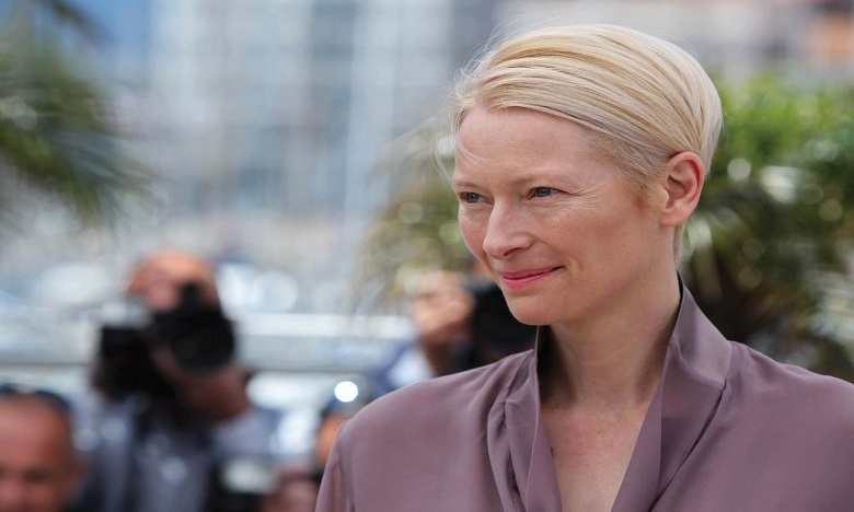 Festival International du Film de Marrakech : Tilda Swinto préside le jury de la 18éme édition