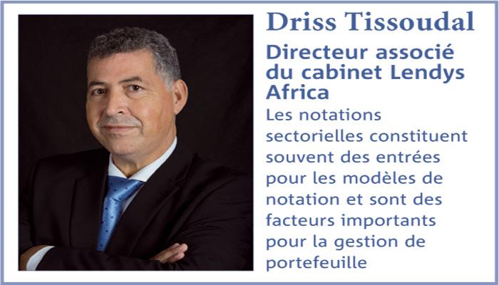 Driss Tissoudal Directeur associé du cabinet Lendys Africa
