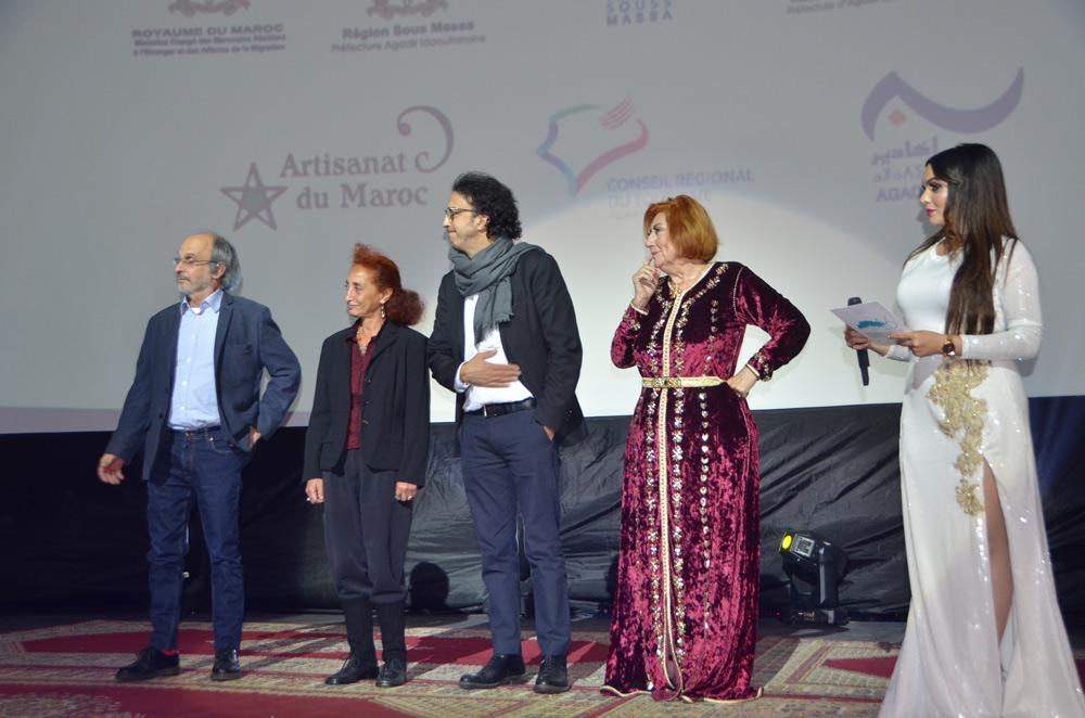 festival Cinéma et Migrations à Agadir