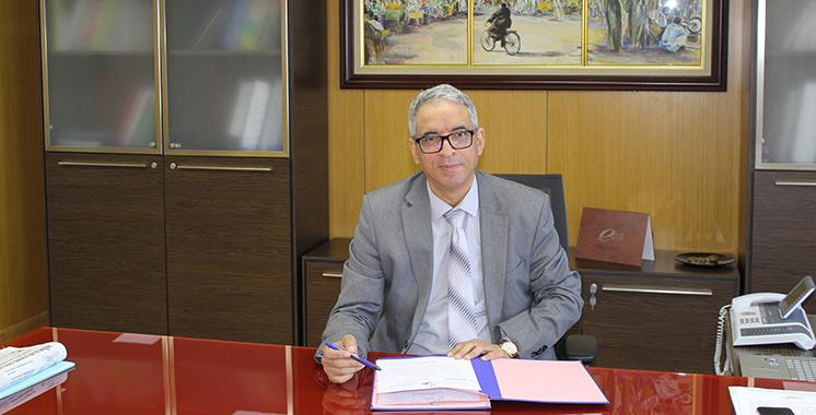 Abdellatif Mortaki DG CNSS