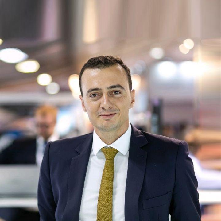 Ali Seddiki, Directeur général de l'industrie au ministère de l'industrie du commerce et de l'économie verte et numérique
