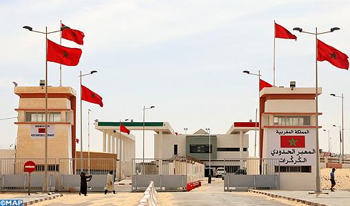 El Guergarat : L'intervention du Maroc au service de la paix a permis un changement stratégique - La Vie éco
