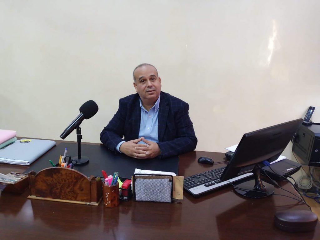 Ahmed baghdadi, President de l'association miroir pour l'enfant autiste de Fès