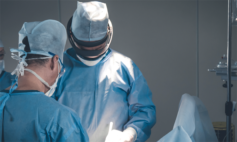 Chirurgie par Réalité Augmentée