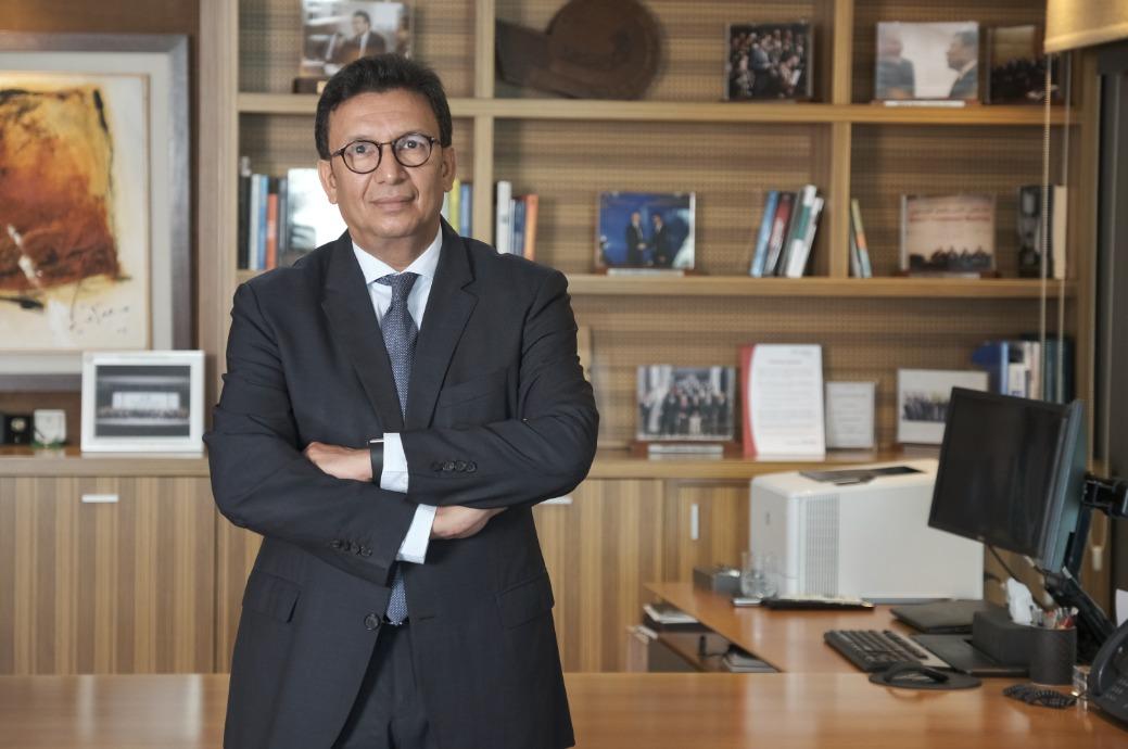 Hamid Tawfiki Administrateur Directeur Général de CDG Capital