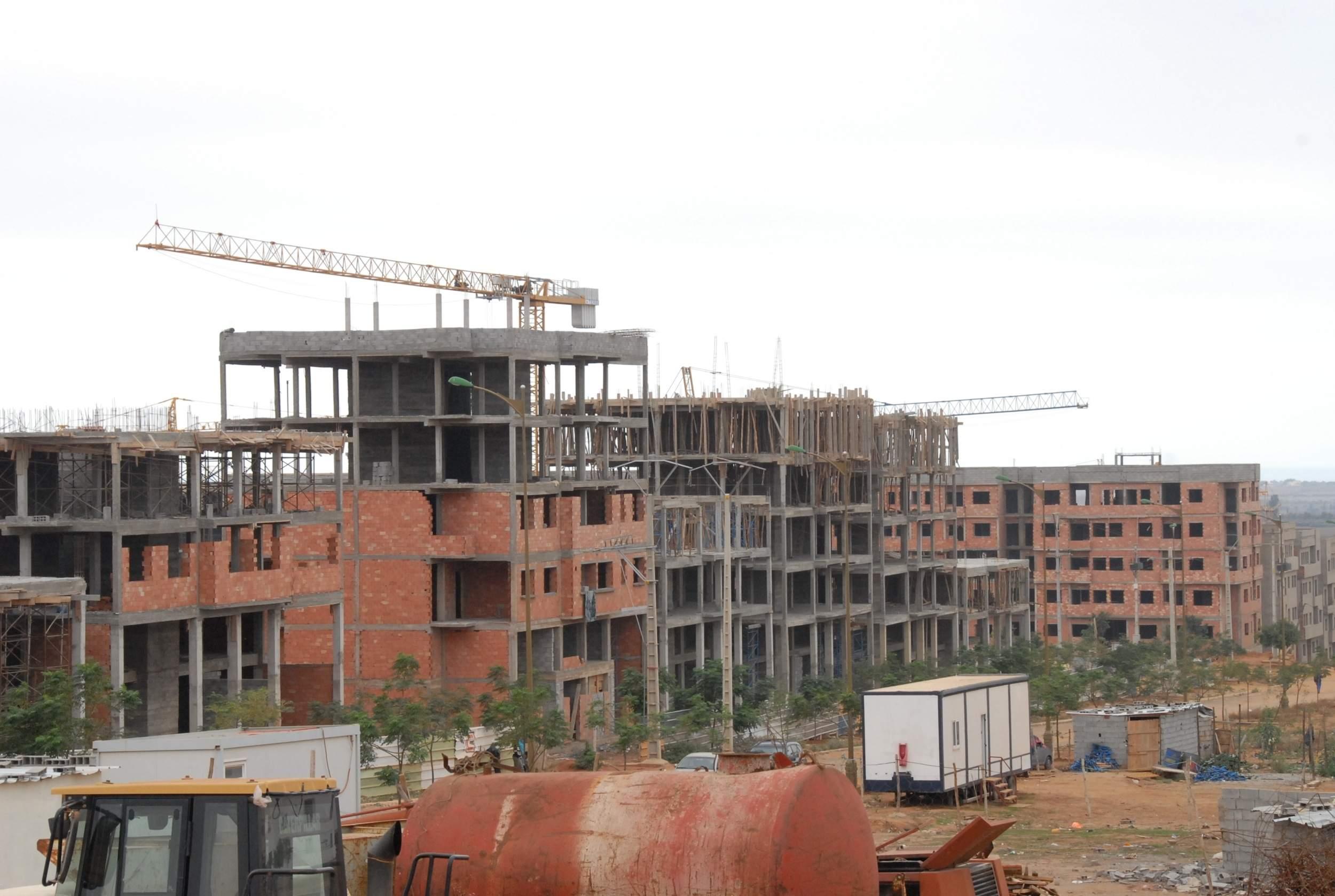 Immobilier chantier