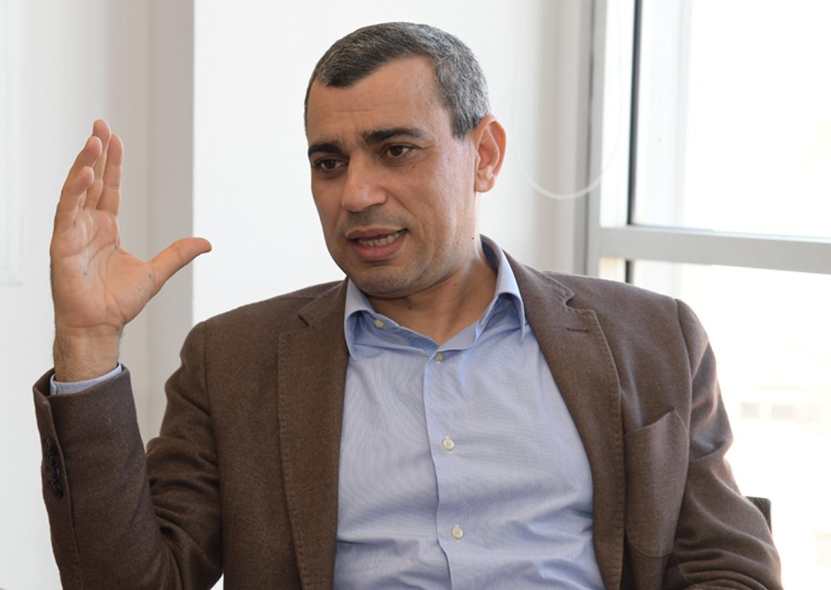 Kamal Khalis, Directeur Général Adjoint Stratégie et transformation digitale Marjane