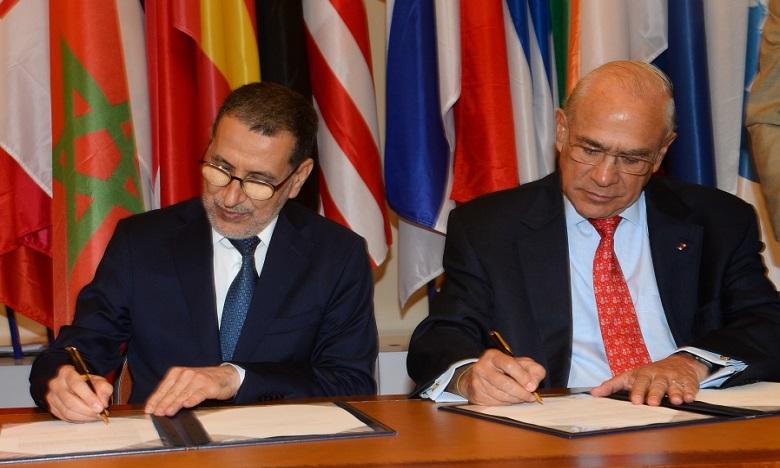 Maroc OCDE