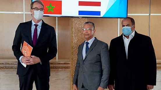 Maroc Pays-Bas ONEE