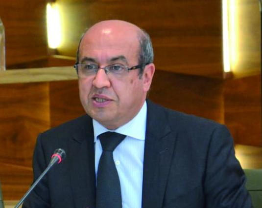 Rachid Benali, Président de l'Interprofession marocaine de l'olive Interprolive