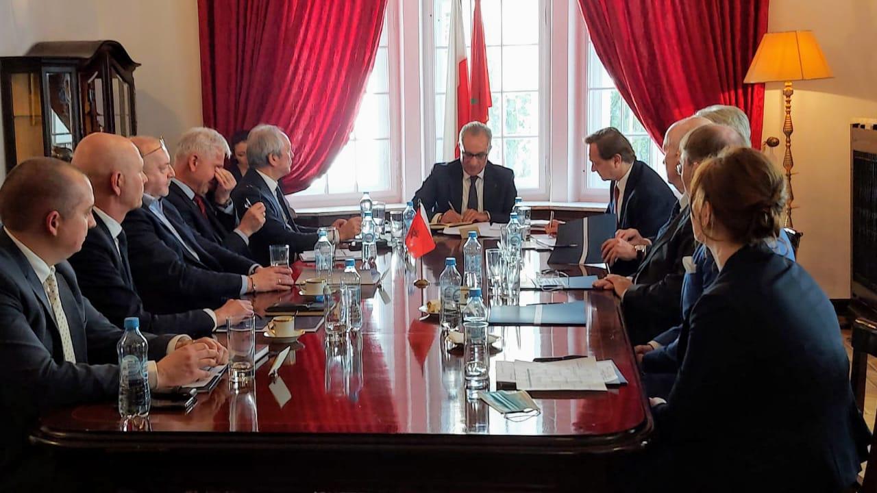 De grands groupes polonais fortement déterminés à investir au Maroc