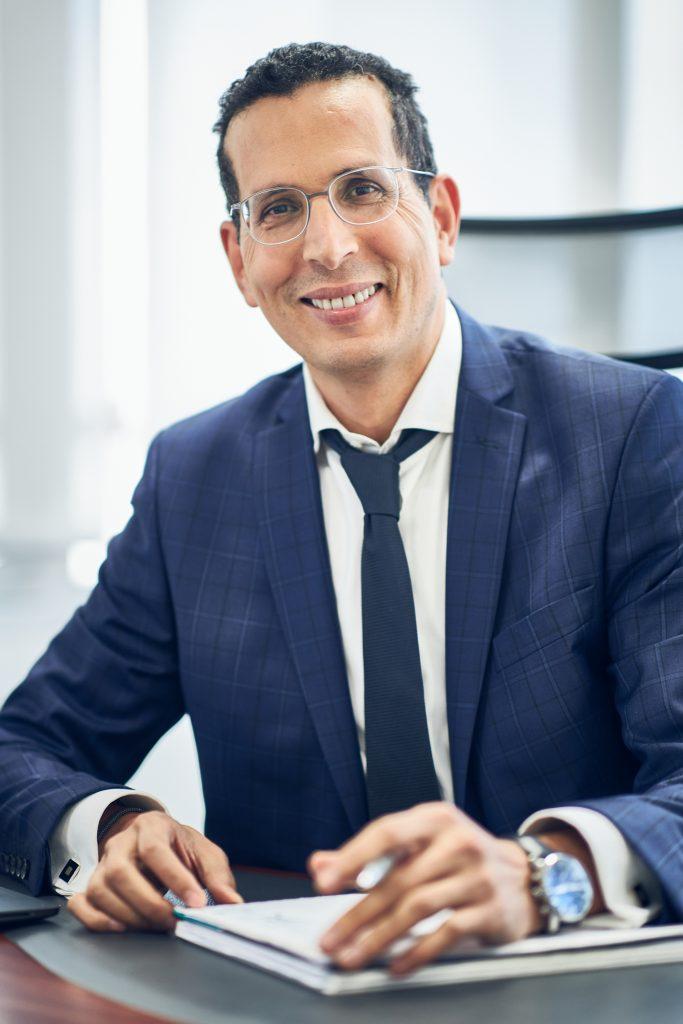 Abderrahim El Janati El Idrissi DGA Marjane Holding en charge des achats et de loffre commerciale