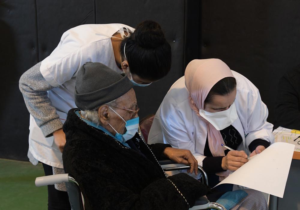 Covid-19 au Maroc campagne de vaccination